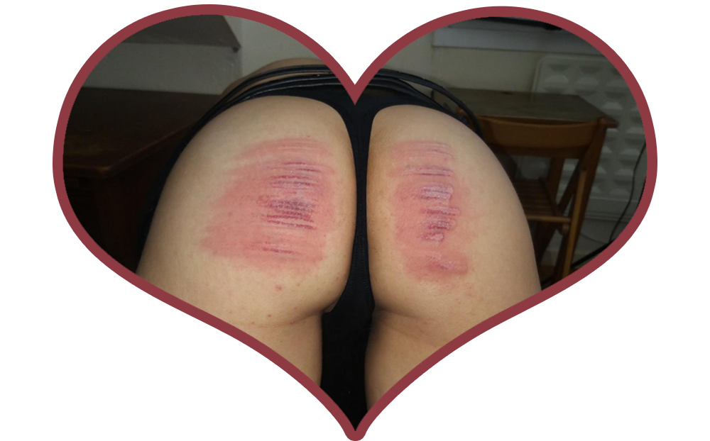 My First Caning